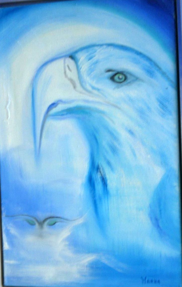 Dromen over de illusie dat ik zo vrij kan zijn als een vogel